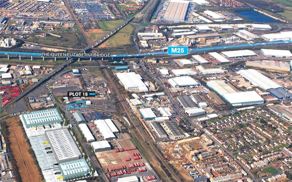 Image of Plot 18 Thurrock Open Storage Park, Oliver Close, Grays