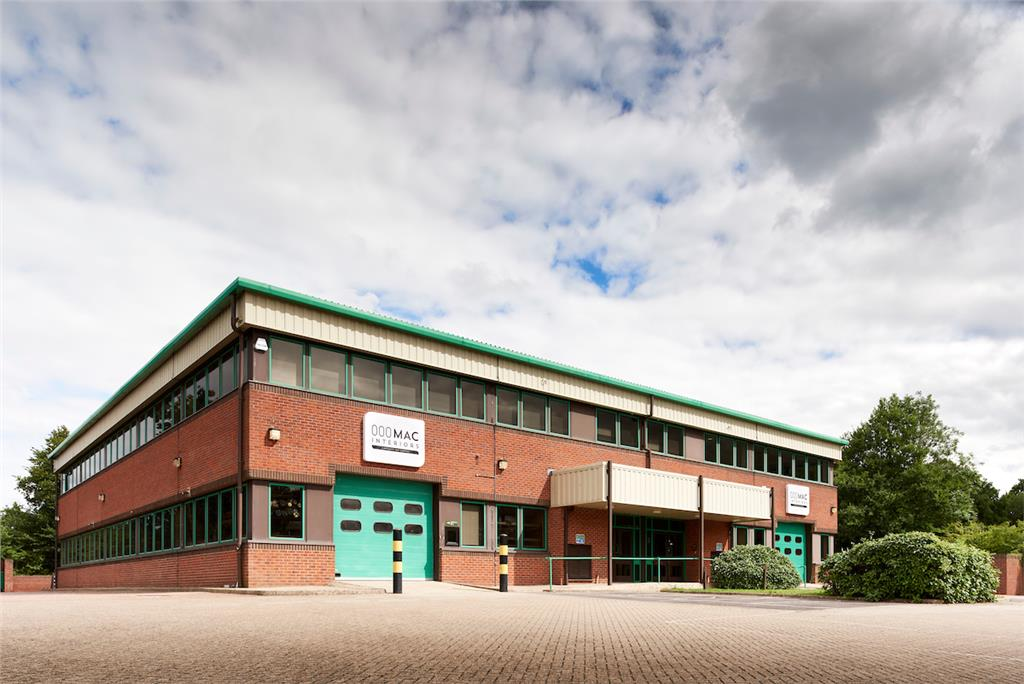 Image of Units 9A-9B, Perrywood Business Park, Honeycrock Lane, Redhill