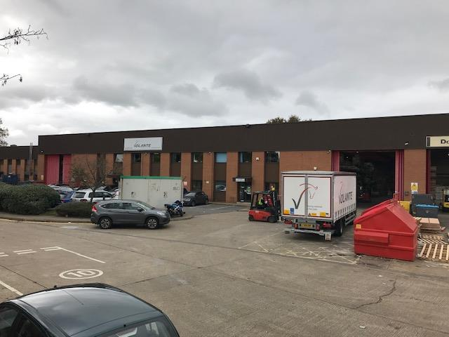 Image of Units 3 & 4 Fairfield Trade Park, Villiers Road, Kingston Upon Thames