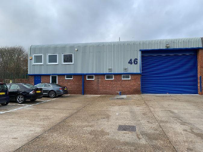 Image of Unit 46, Silverwing Industrial Estate, Imperial Way, Croydon
