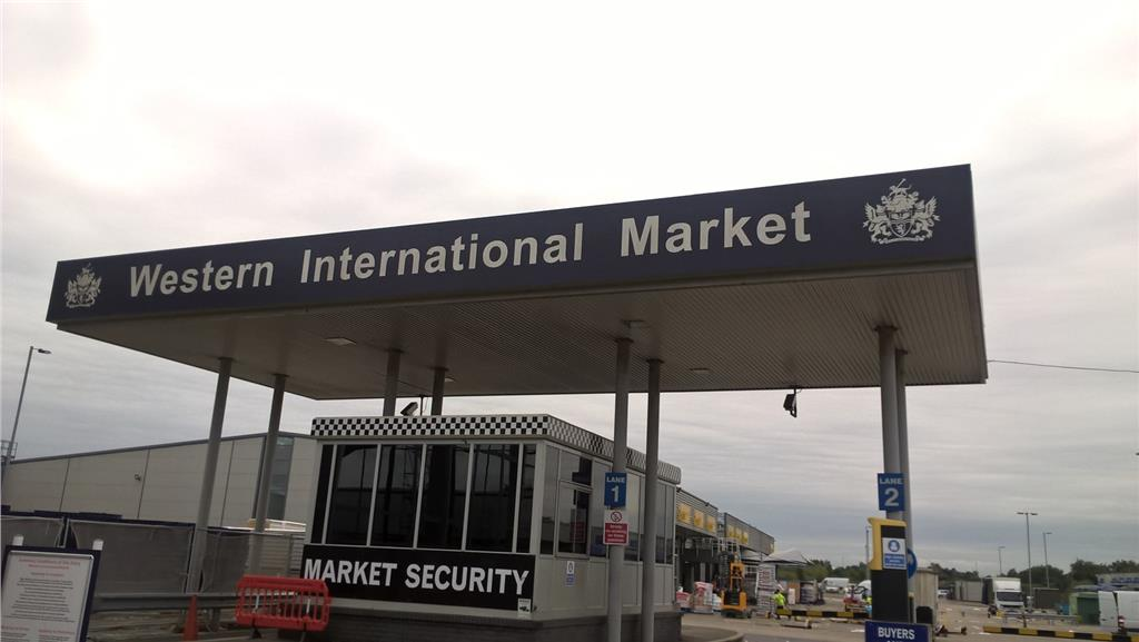 Image of F5-F6 Western International Market, Hayes Road, Southall
