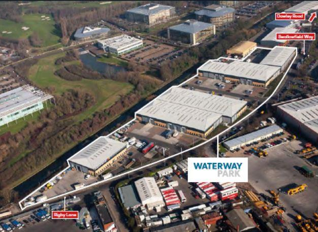 Image of Unit 5 Waterway Business Park, Rigby Lane, Hayes