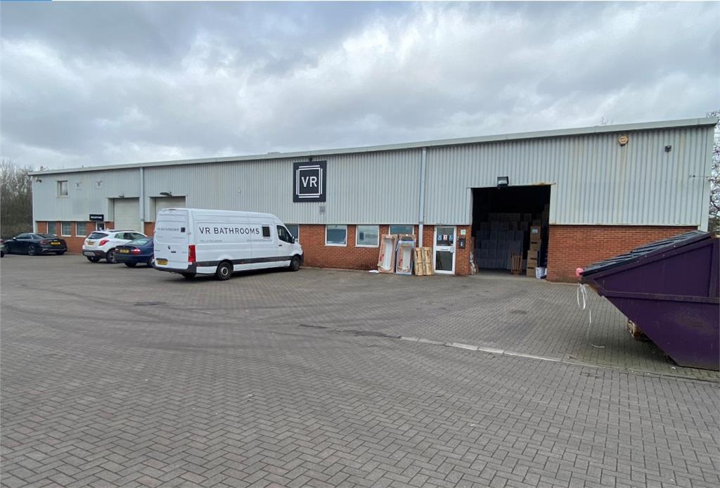 Image of Unit 105 Bedfont North Industrial Estate, Challenge Road, Ashford