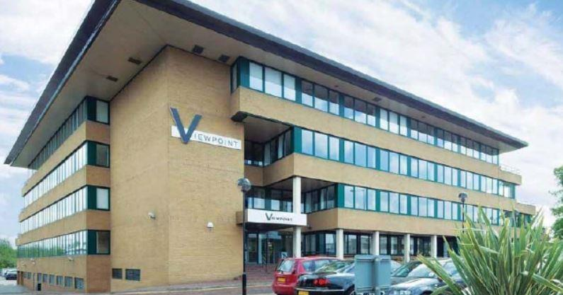 Image of Gnd Flr  Prt 1st & 2nd Floor Viewpoint House, 240 London Road, Staines-Upon-Thames