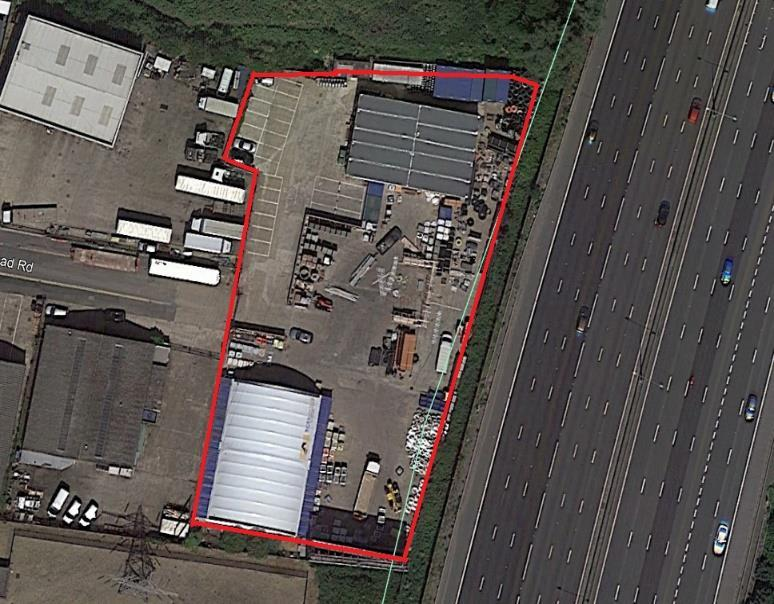 Image of Halo Transport Yard, 14 Galleymead Road, Slough