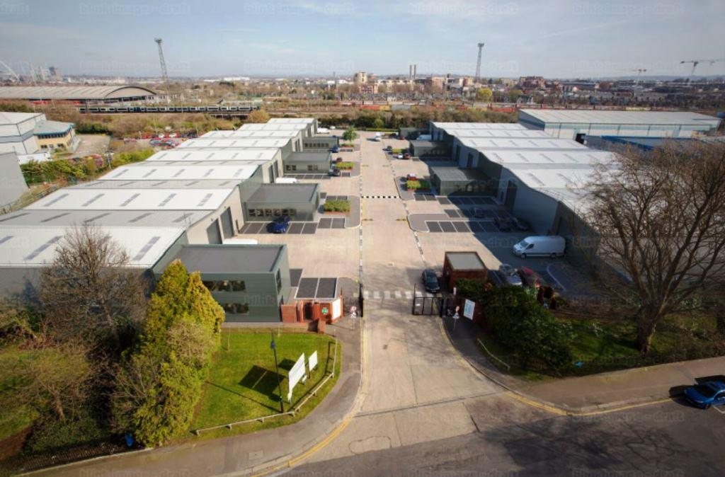 Image of Units 8 & 9 Townsend Industrial Estate, Waxlow Road, London