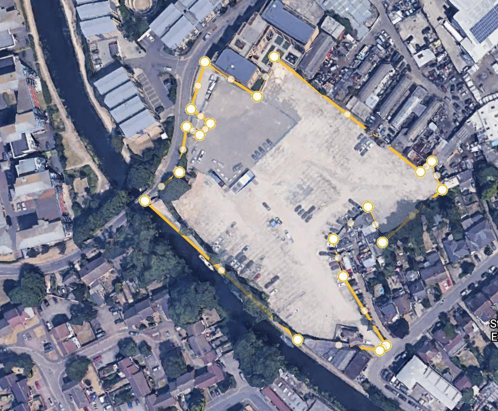 Image of Storage Yard, Off Trout Road, West Drayton