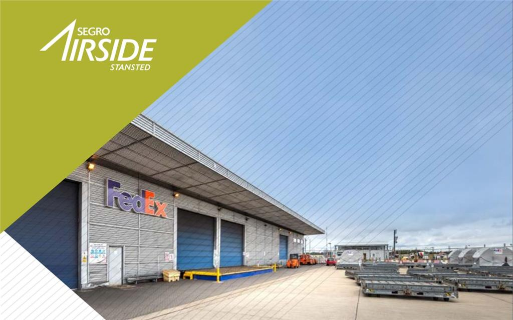 Image of Segro Airside Stansted, Pincey Road, Stansted