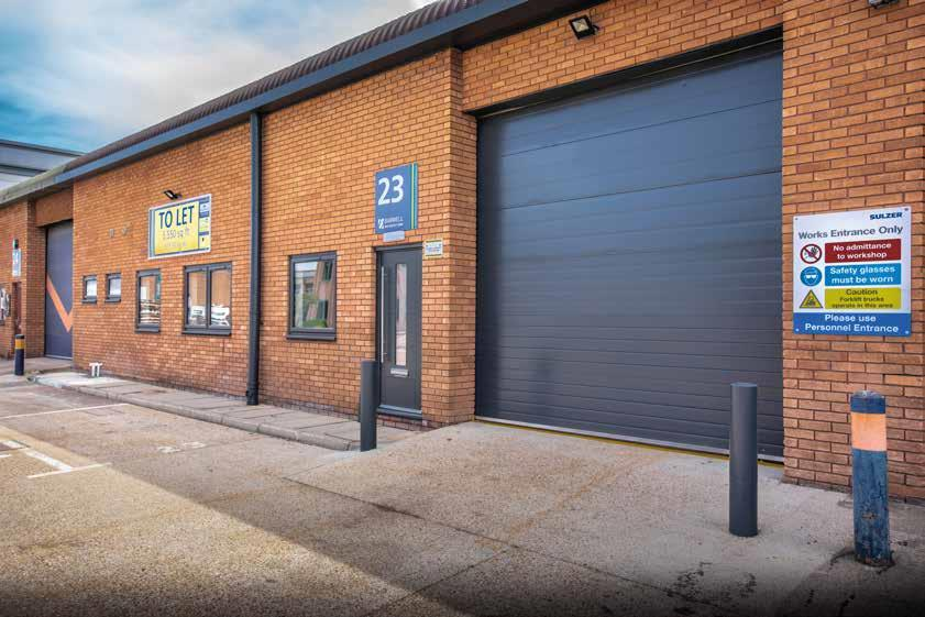 Image of Unit 23 Barwell Business Park, Leatherhead Road, Chessington