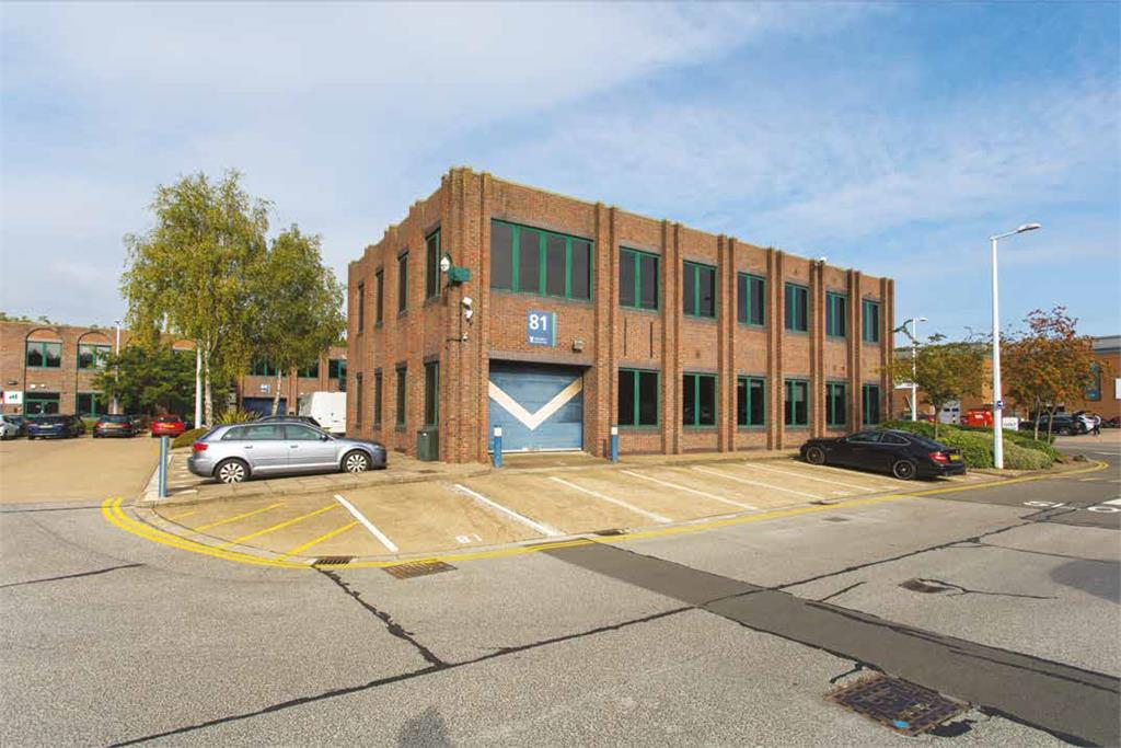 Image of Unit 81 Barwell Business Park, Leatherhead Road, Chessington