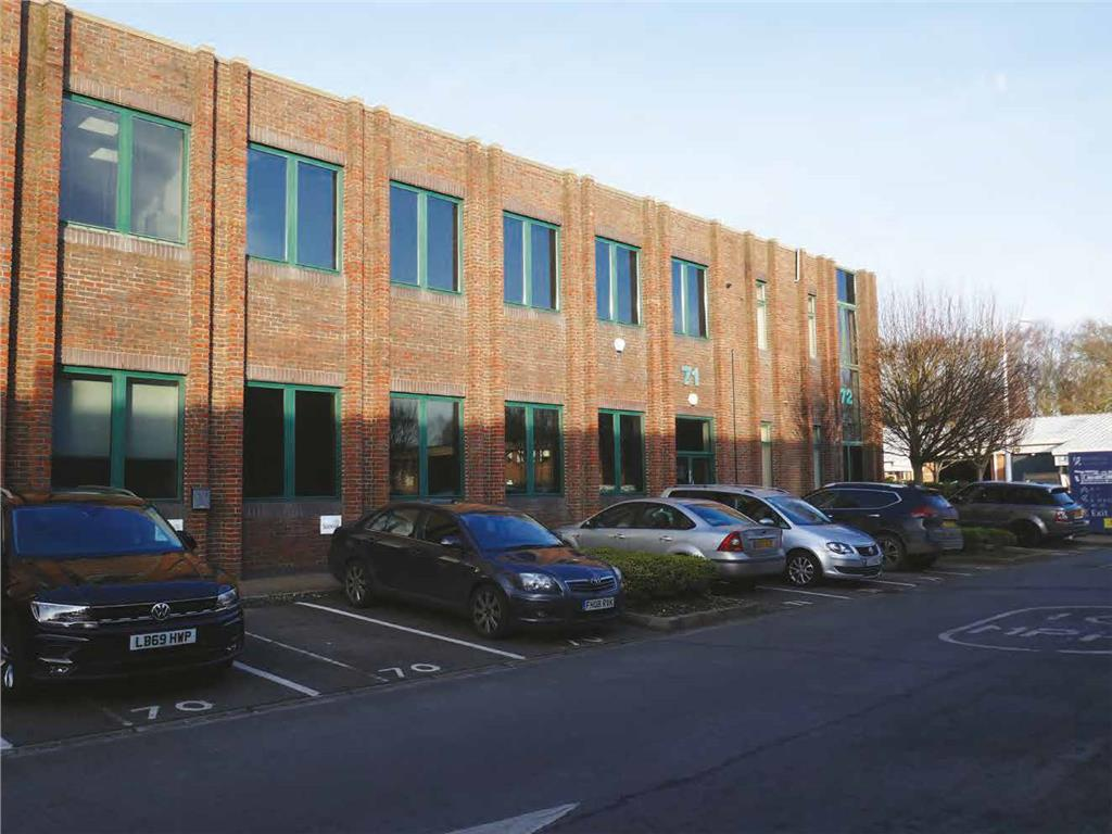 Image of Unit 71 Barwell Business Park, Leatherhead Road, Chessington