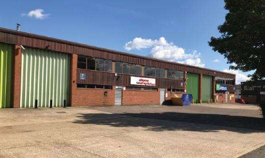 Image of Units 7-9 Woodford Trading Estate, Southend Road, Woodford Green