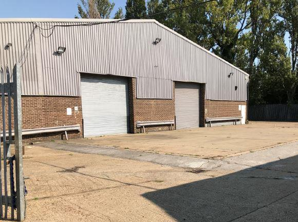 Image of Units 1/2 & 3 Globe Industrial Estate, 46 Rectory Road, Grays
